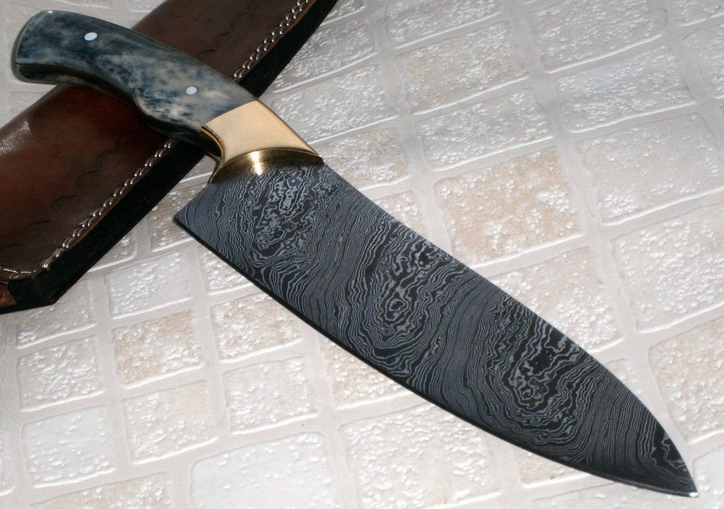 Rk 723 Style Damascus Steel Chef Knife